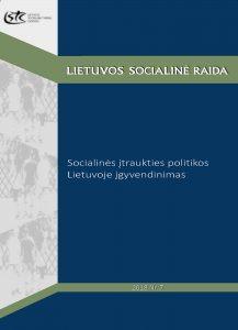 Socialinės įtraukties politikos Lietuvoje įgyvendinimas