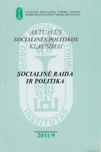 Socialinė raida ir politika