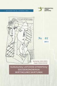 Suaugusių Lietuvos gyventojų socioekonominiai mirtingumo skirtumai