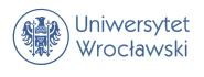 The University of Wrocław