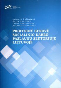 Profesinė gerovė socialinio darbo paslaugų sektoriuje Lietuvoje