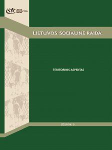 Lietuvos socialinė raida: teritorinis aspektas