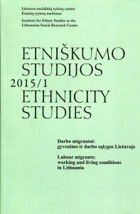 Etniškumo studijos 2015/1