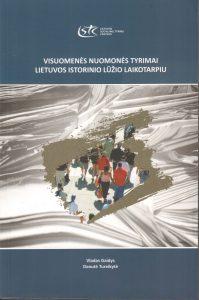 Visuomenės nuomonės tyrimai Lietuvos istorinio lūžio laikotarpiu. Viešosios nuomonės tyrimų centro tyrimai 1989-1993 metais