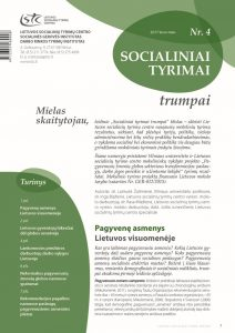 Socialiniai tyrimai trumpai