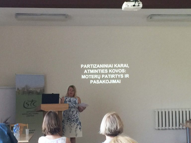 Lithuanian Social Research Centre's Annual Conference (Spring Session)