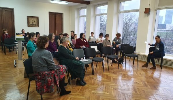 Meeting of the Community of Practice for Gender Equality in Central and Eastern Europe